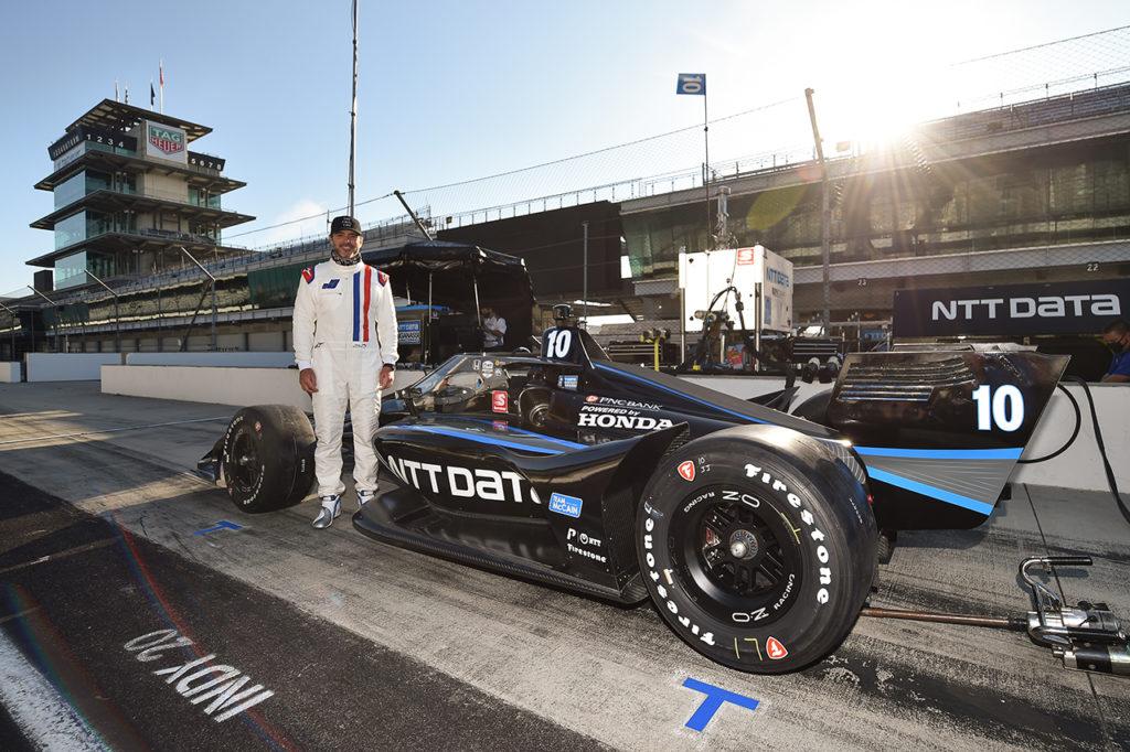 IndyCar | Johnson pronto a correre con Chip Ganassi nei prossimi due anni