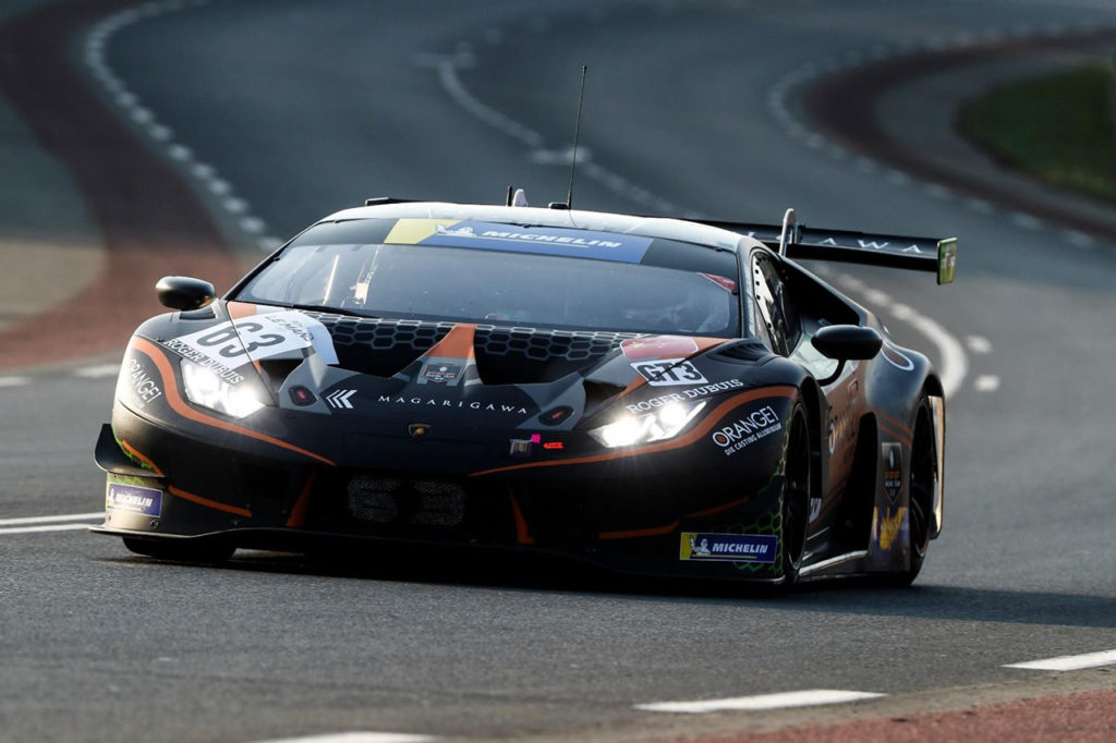 Le Mans Cup | Primo successo di Lamborghini alla Road to Le Mans con Caldarelli-Hamaguchi