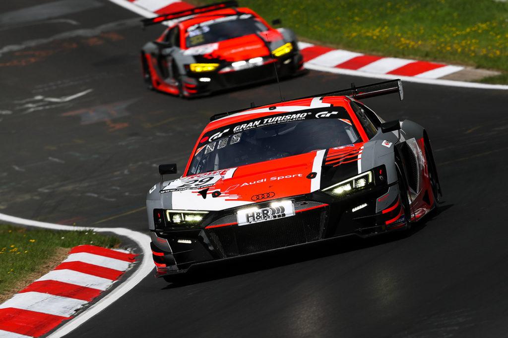NLS | Prima doppietta di Audi con Drudi-Mies-van der Linde trionfanti alla 6 Ore