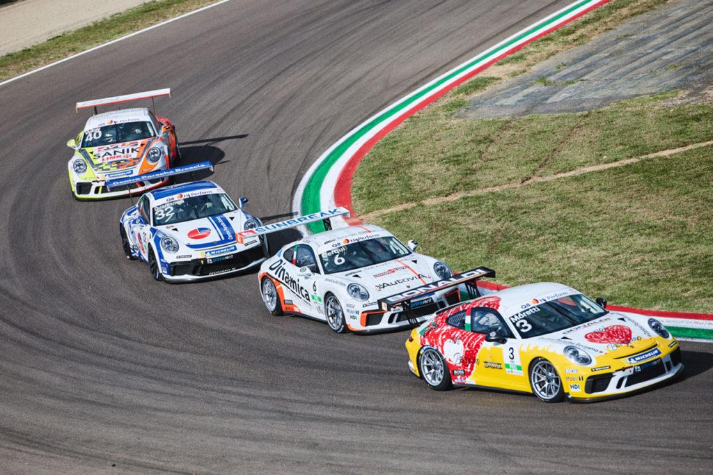 Porsche Carrera Cup Italia   Vallelunga 2020: anteprima e orari del weekend