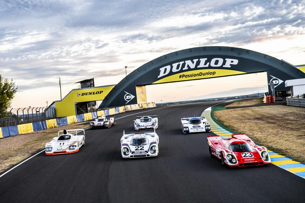 WEC | Porsche celebra la 24 Ore di Le Mans: ecco il rombo di sei grandi protagoniste