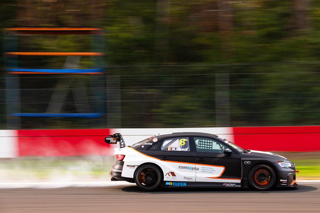 TCR Europe | Zolder, Qualifiche: Baert coglie la pole in casa con l'Audi di Comtoyou