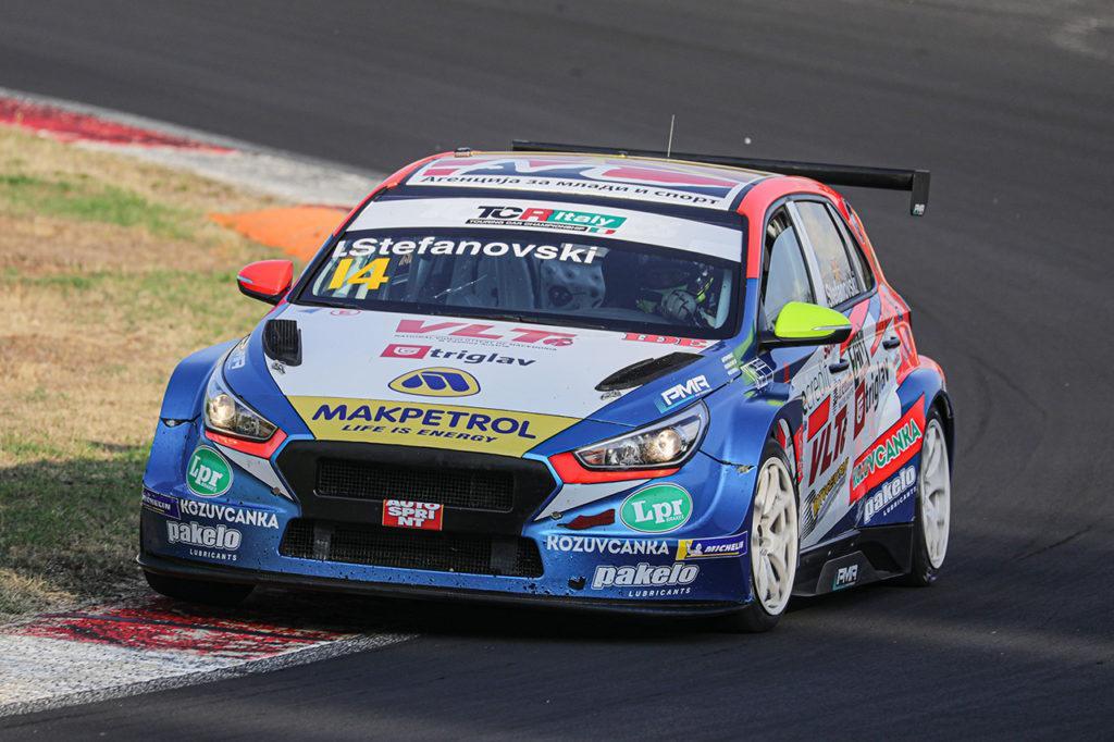 TCR Italy   Vallelunga, Gara 2: Stefanovski domina, Brigliadori passa al comando della classifica