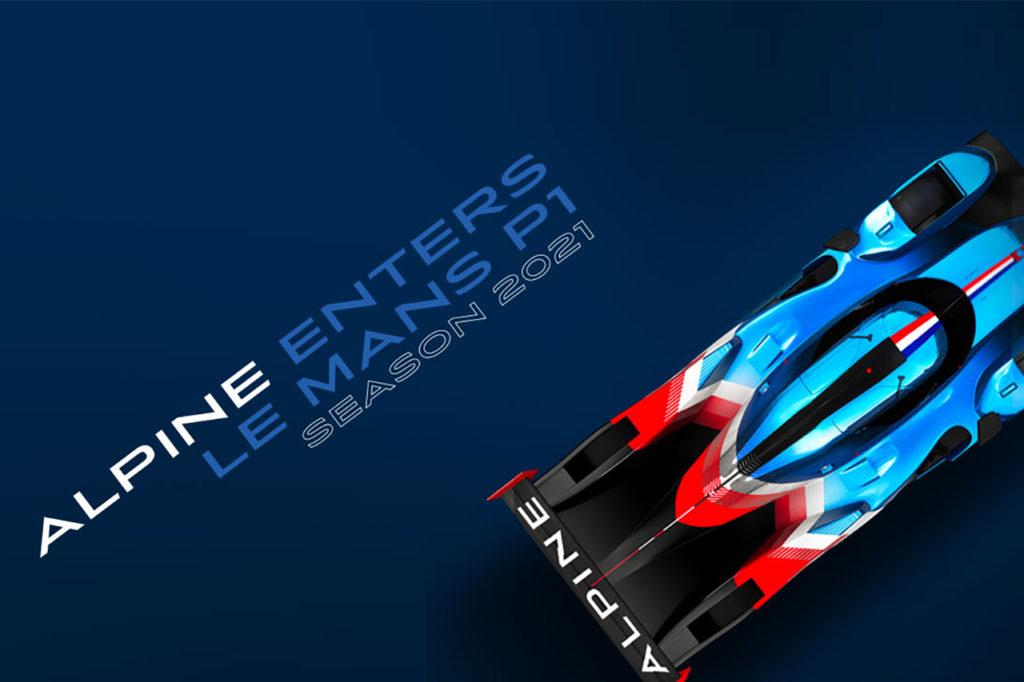 WEC | Alpine conferma il suo approdo in LMP1 a partire dalla stagione 2021