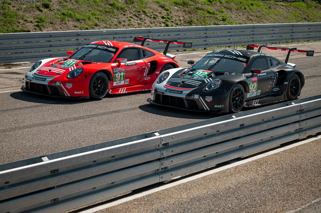 Porsche 911 RSR-19, 24 Ore di Le Mans 2020