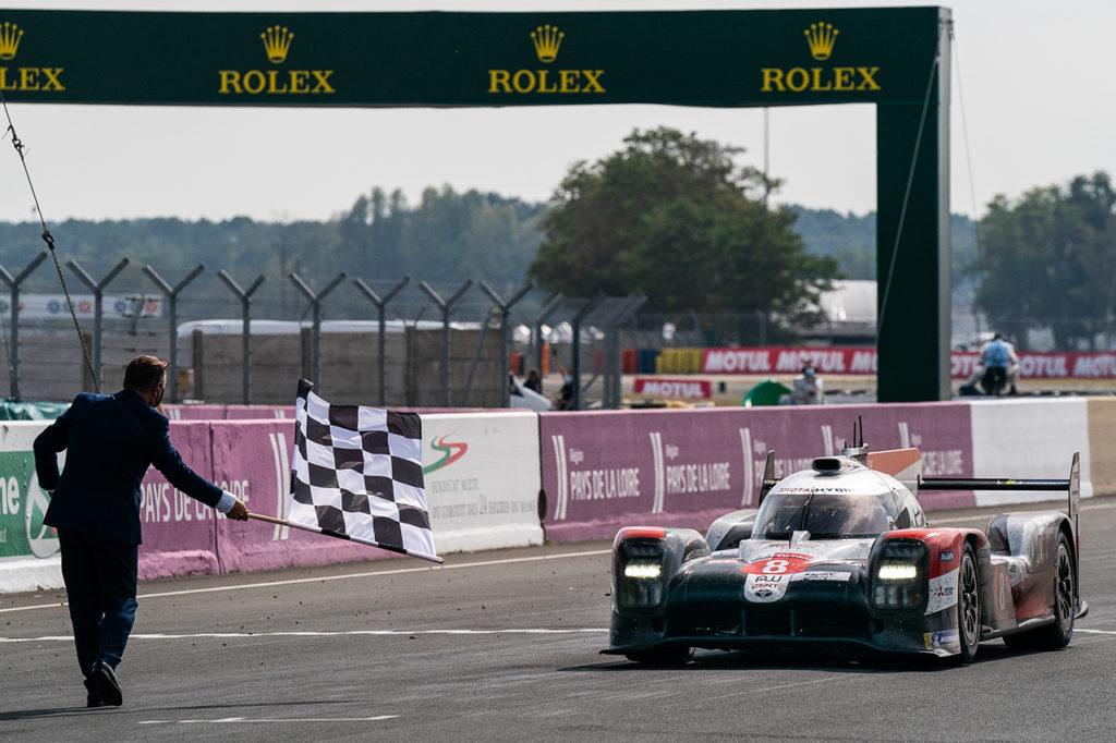 WEC | Toyota conquista la terza vittoria consecutiva alla 24 Ore di Le Mans