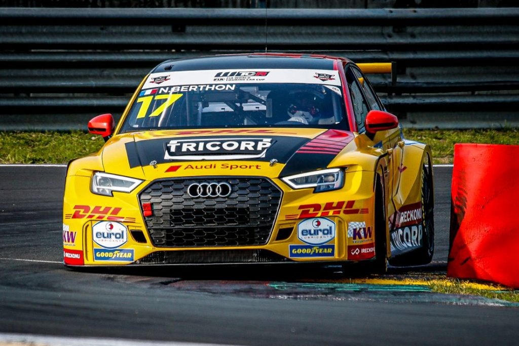 WTCR | Zolder, Qualifiche: pole a sorpresa di Berthon con l'Audi di Comtoyou