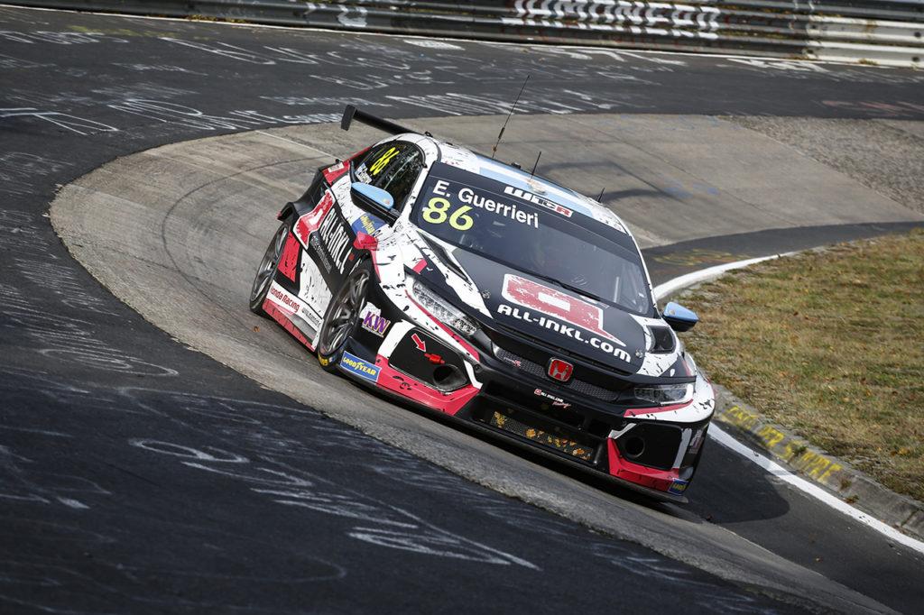 WTCR | Nurburgring, Gara 1: Guerrieri imprendibile sul bagnato con la Honda