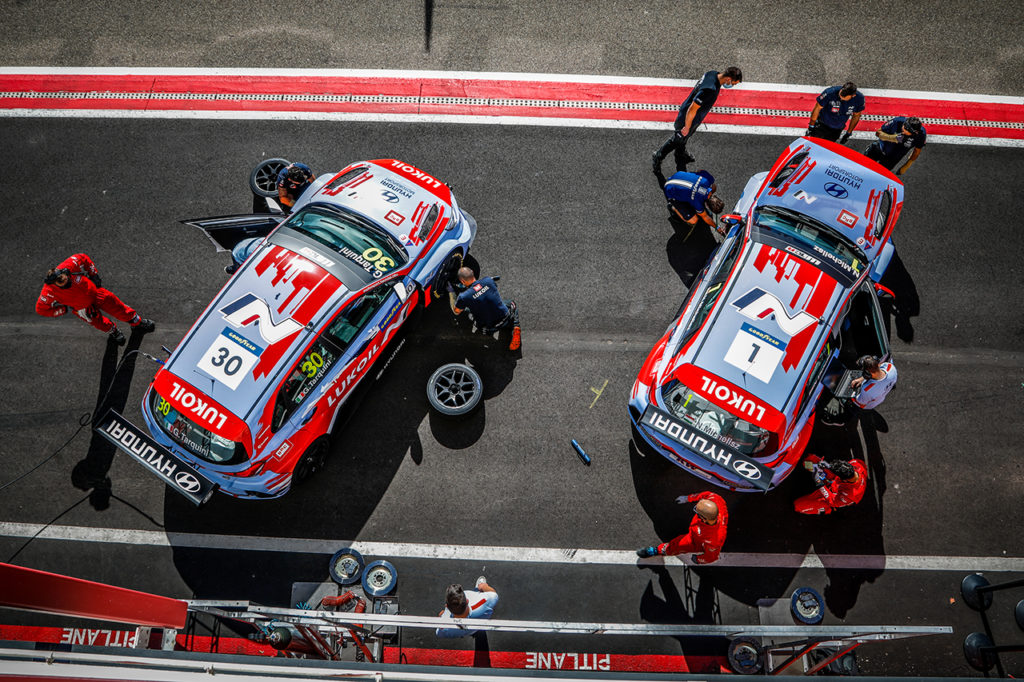 WTCR | Hyundai e le polemiche del BoP: assenti le vetture al Nurburgring