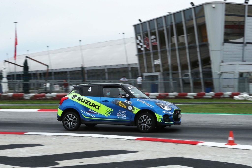 Rally Italia Talent 2020, scatta la finale nazionale di Adria