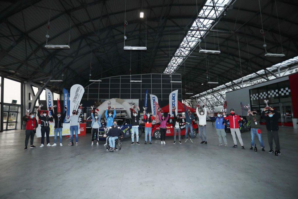 Si chiude l'ACI Rally Italia Talent 2020: l'elenco dei vincitori