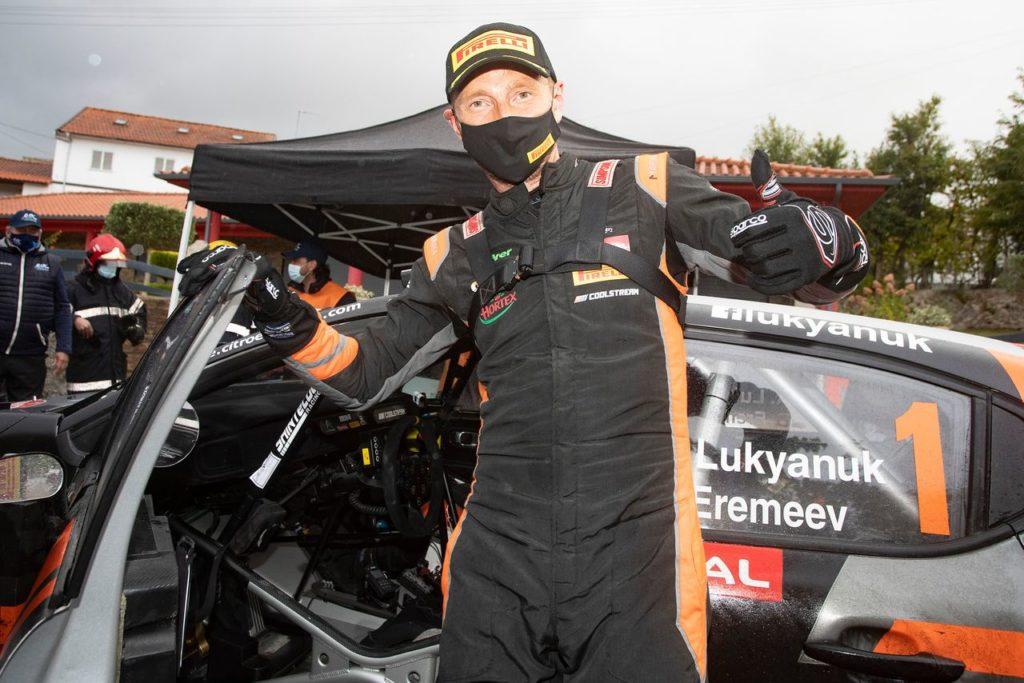 ERC | Quale futuro per Alexey Lukyanuk? Il russo ottimista dopo la vittoria al Rally Fafe Montelongo
