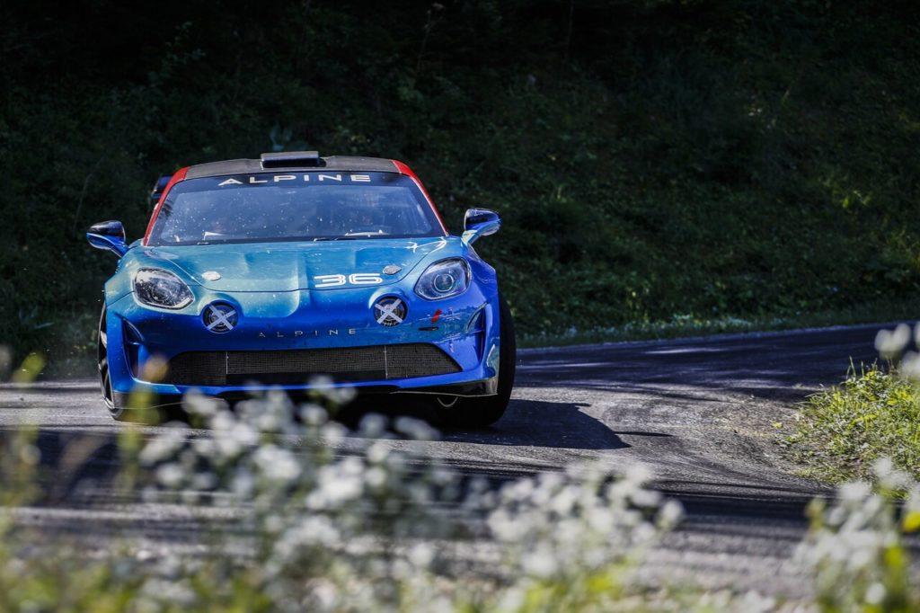 WRC | Ypres Rally 2020, debutto nel Mondiale per l'Alpine A110. E 2C Competition schiererà una seconda Hyundai i20 WRC
