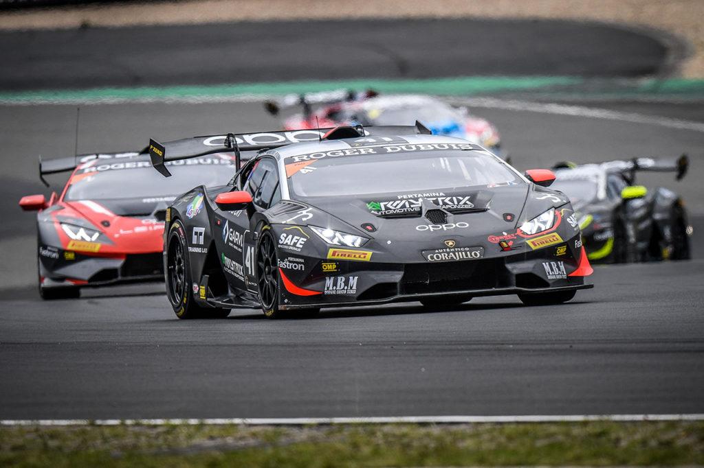 Lamborghini Super Trofeo | Si ritorna a Barcellona, Huzman-Pavlovic in testa alla classifica dopo due round