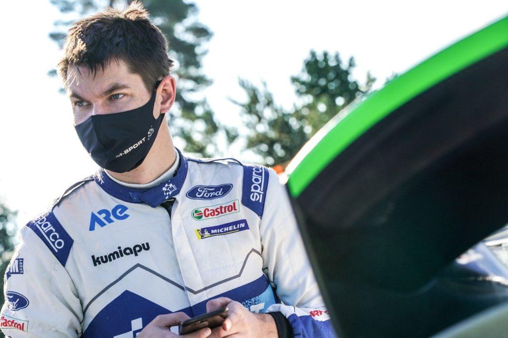 WRC | M-Sport torna ai test ufficiali prima di Ypres. Suninen scalpita per Monza