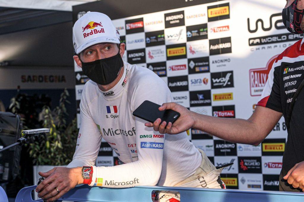 WRC | Ogier apre un caso Ypres Rally