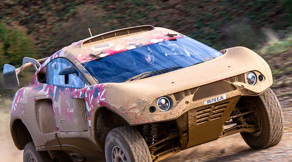 Dakar | Primi test per Roma e Loeb. Inizia a svelarsi il loro buggy Prodrive