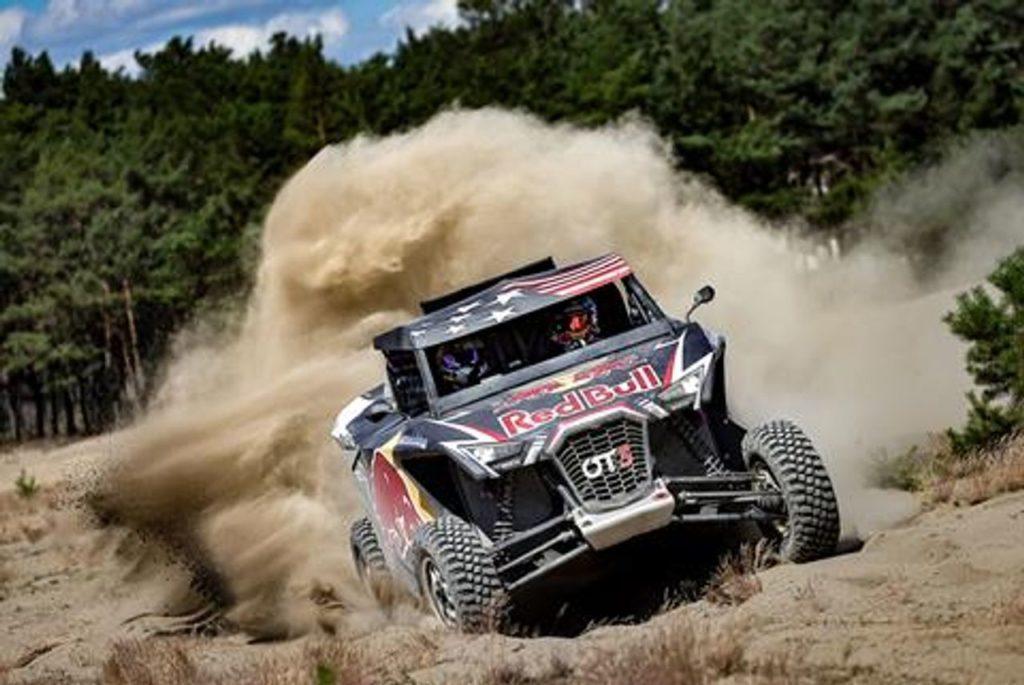 Rally Andalucia, una anteprima della Dakar 2021 con molti protagonisti del rally raid