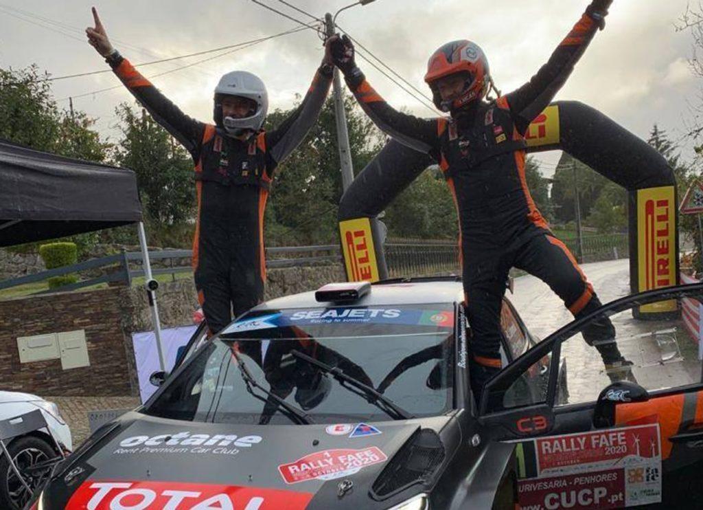ERC | Rally Fafe Montelongo 2020, Lukyanuk supera gli imprevisti e conquista la vittoria