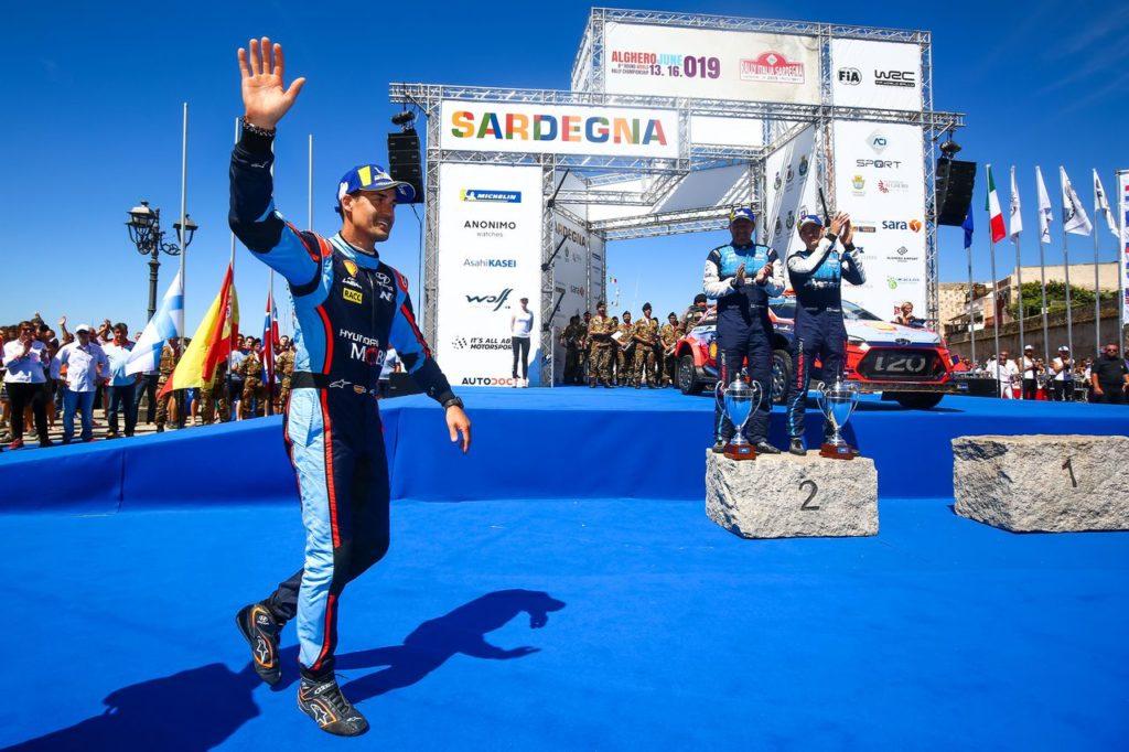WRC | Hyundai al Rally Italia Sardegna per la svolta nel campionato. Svolta ibrida 2022, proseguono le valutazioni