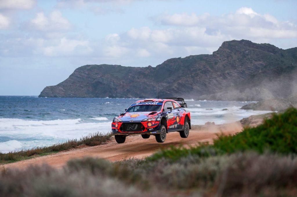 WRC | L'inconsueto Rally Italia Sardegna 2020 vinto da Dani Sordo