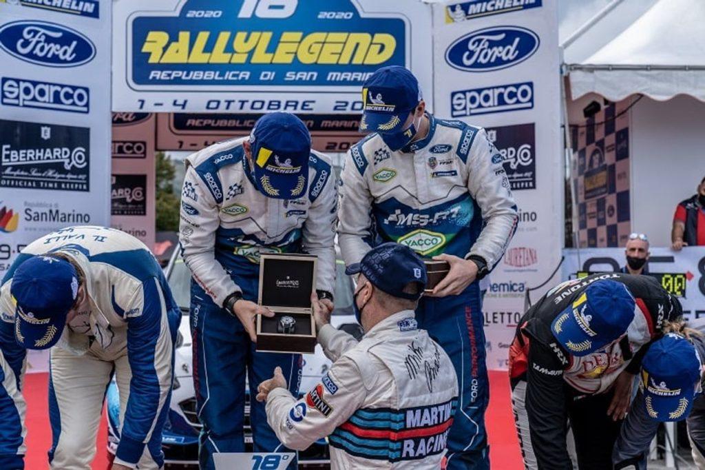 Rallylegend 2020, i vincitori e il plauso dell'evento da parte di Jean Todt