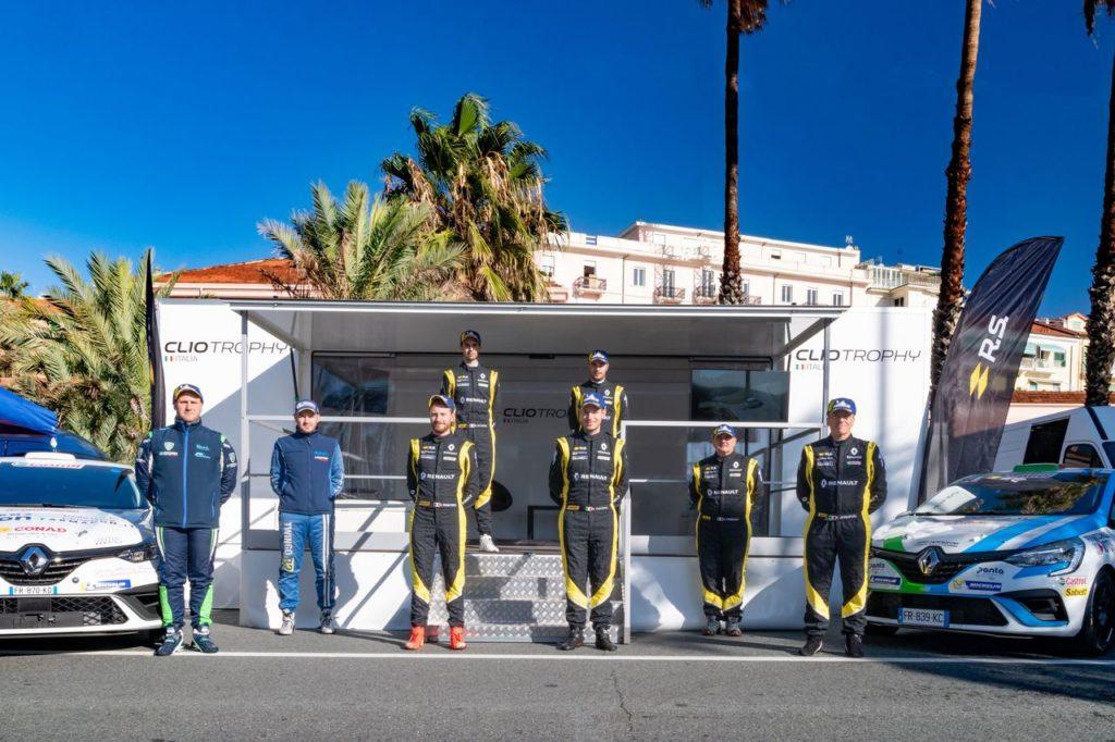 Trofei Renault Rally | Clio Trophy Italia, penultimo appuntamento al Rally Due Valli