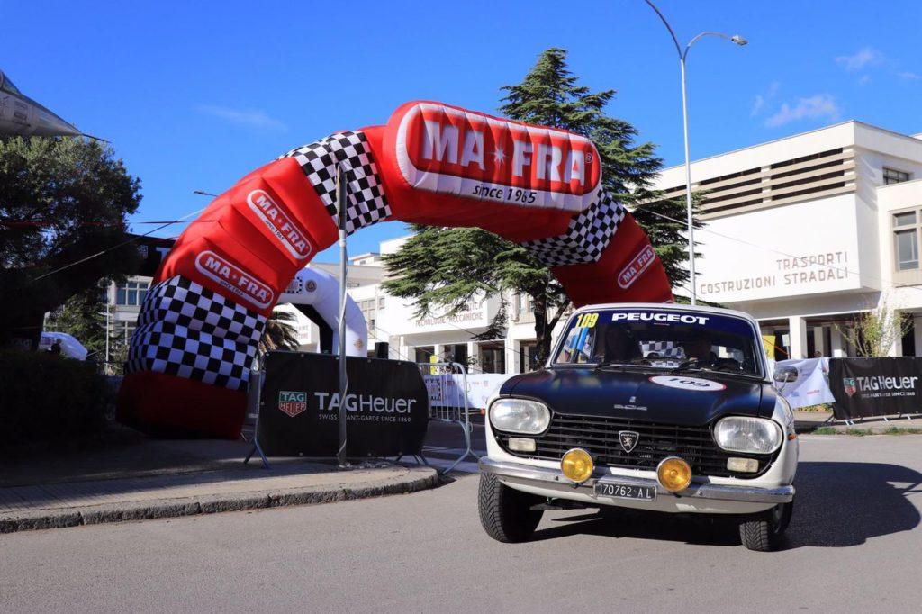 Targa Florio Classica 2020, oggi le Madonie. Moceri e Dicembre in testa dopo la giornata di ieri [VIDEO]