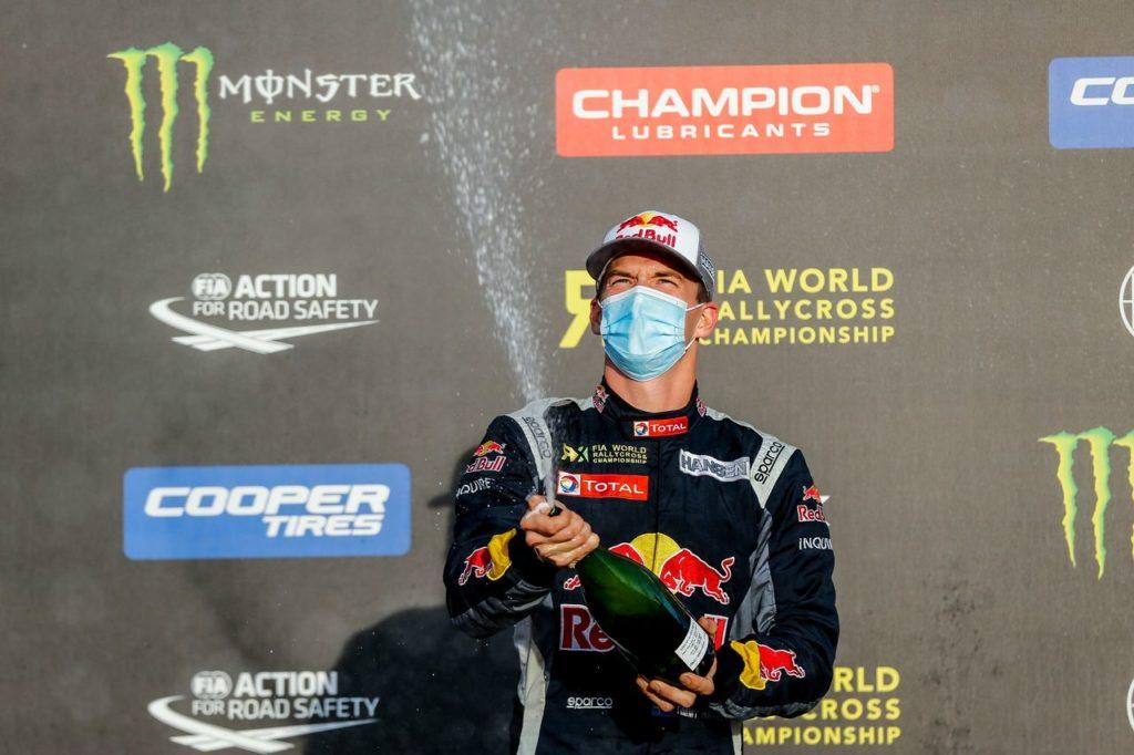 WRX | World RX Barcellona, round 7: prima vittoria stagionale per Timmy Hansen, ma Kristoffersson non molla