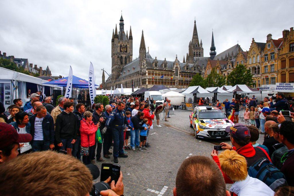 WRC | Ypres Rally 2020, confermate le porte chiuse