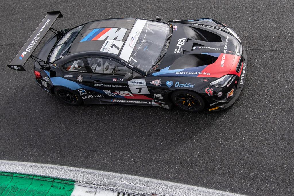CIGT | BMW Team Italia trionfa in Gara 1 a Monza, successo anche tra le GT4 in Gara 2