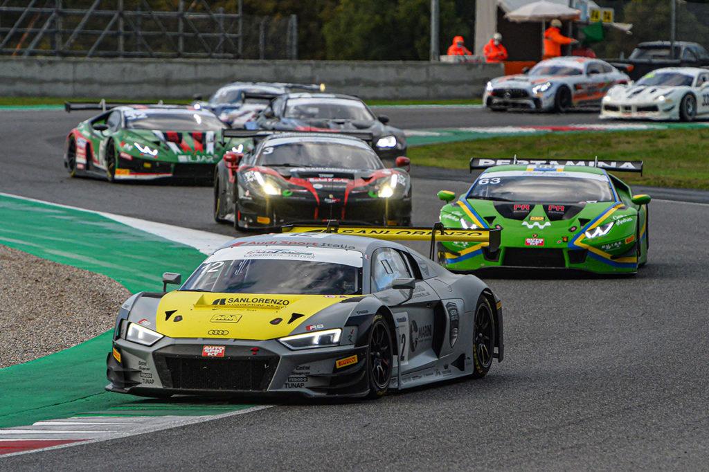 CIGT | Mugello, Gara 1 e 2: trionfo Audi con Drudi-Agostini al sabato, Ferrari-Spinelli primi alla domenica con Mercedes-AMG