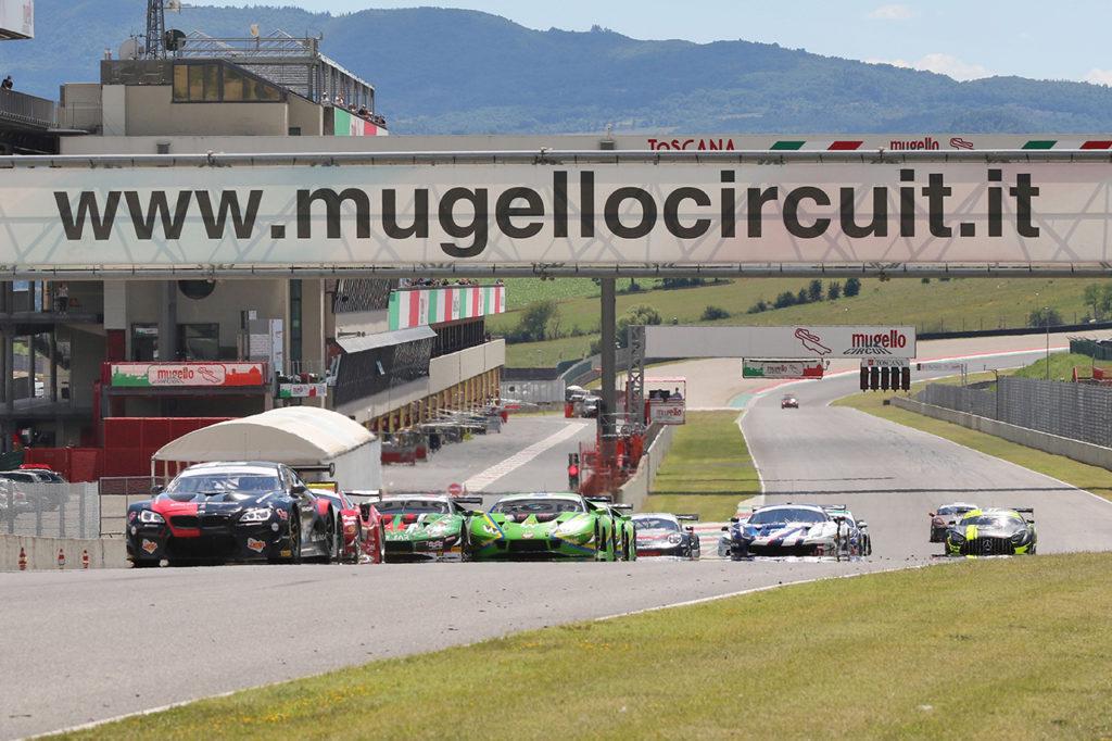 CIGT   Mugello (2) 2020: anteprima e orari del weekend
