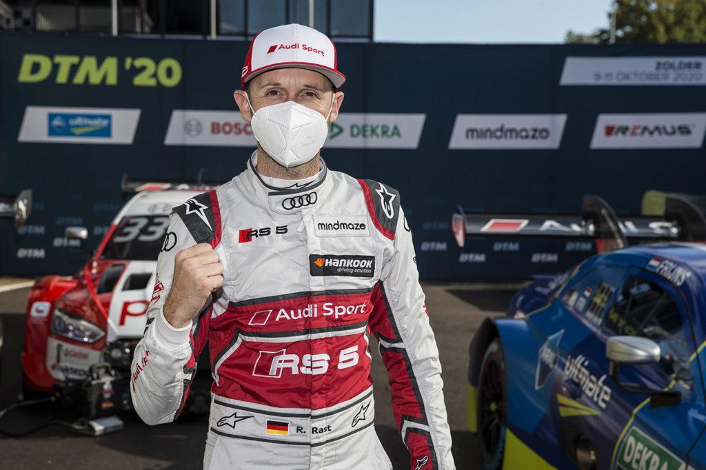 DTM | Zolder, Gara 1: Rast domina, Frijns e Müller sempre sul podio