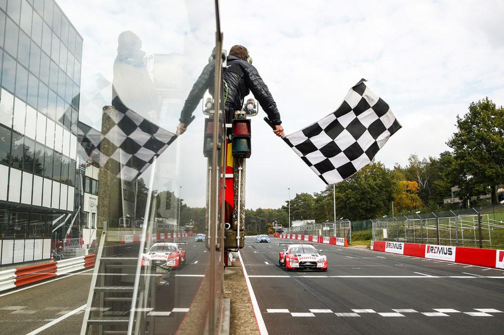 DTM | Zolder (2), Gara 1: centro perfetto di Rast, nuovo leader della classifica