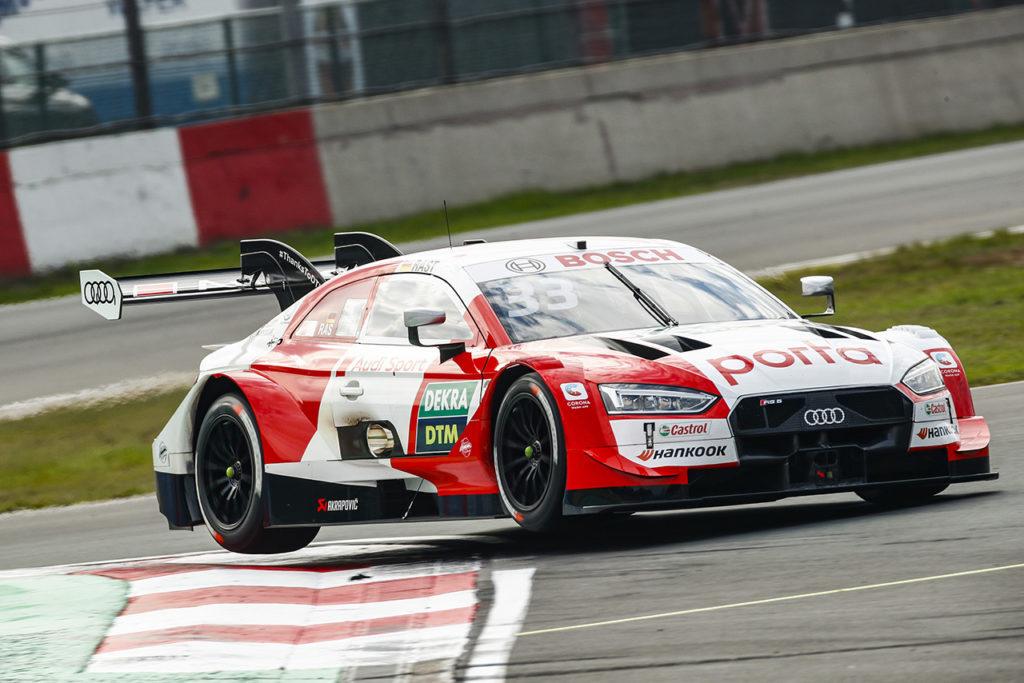 DTM | Zolder (2), Gara 2: quarto successo consecutivo per Rast con Audi, Kubica sul podio