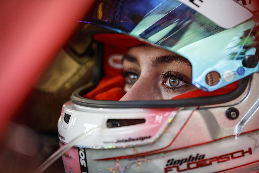 """ELMS   Sophia Floersch tra endurance e formula: """"Grande risultato alla 24 Ore di Le Mans"""" [INTERVISTA]"""