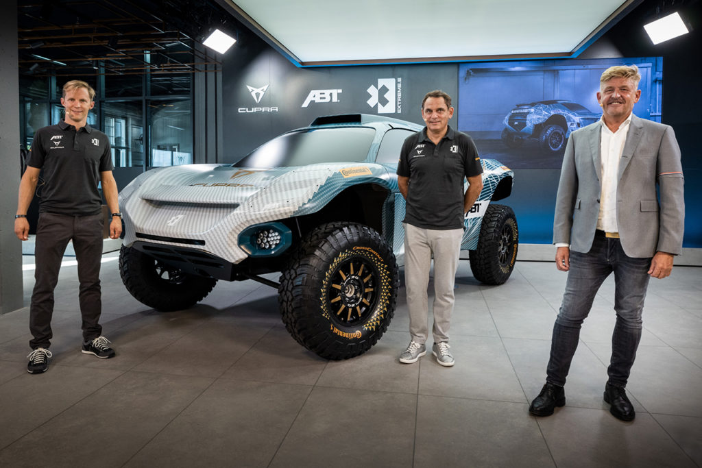 Extreme E | Cupra primo marchio ai nastri di partenza, in partnership con ABT Sportsline