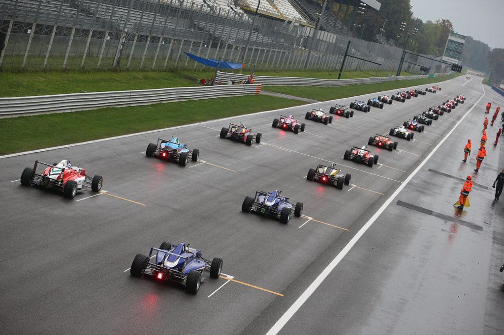 F4 Italia   Monza 2020: anteprima e orari del weekend