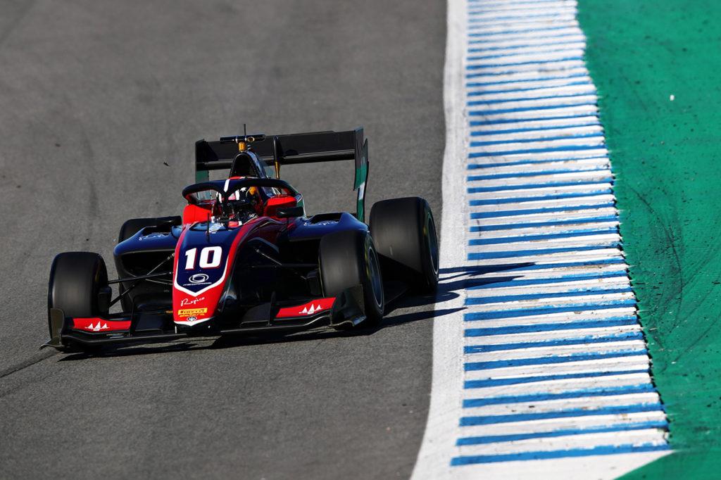 FIA F3 | Test Jerez, Giorno 2: Doohan conclude al comando Trident