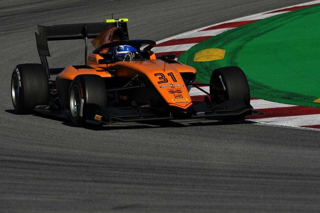 FIA F3 | Test Barcellona, Giorno 1: Nannini il più veloce con Campos alla mattina