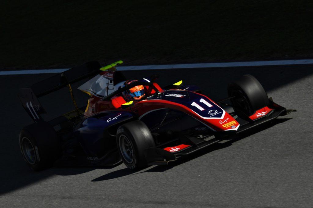 FIA F3 | Test Barcellona, Giorno 2: Novalak porta in alto Trident