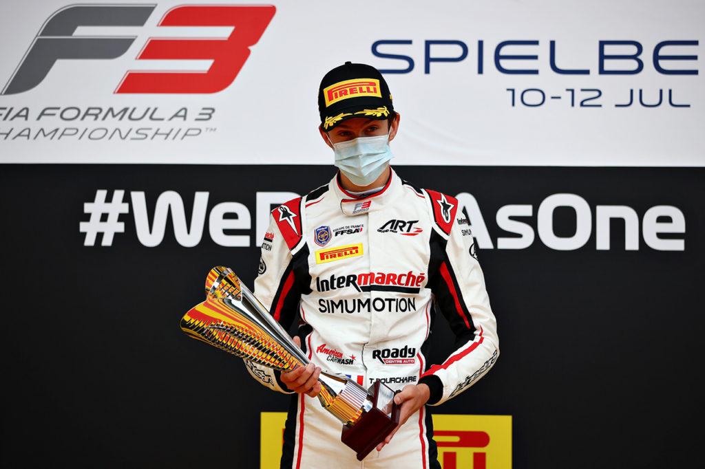 FIA F2 | Pourchaire promosso dalla F3, correrà con HWA Racelab in Bahrain