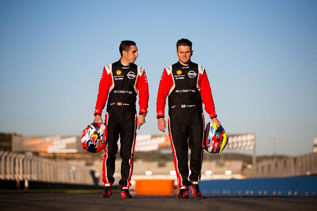 Formula E | Nissan e.dams conferma per il terzo anno Buemi e Rowland