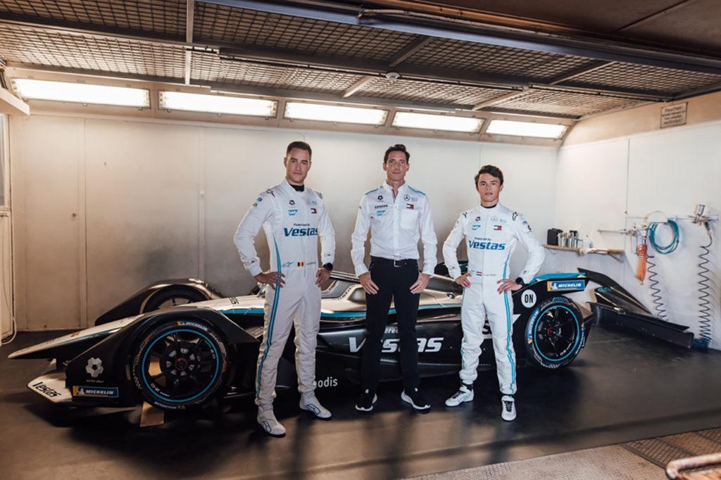 Formula E   Mercedes si affida a ancora a de Vries e Vandoorne per la stagione 2020-21