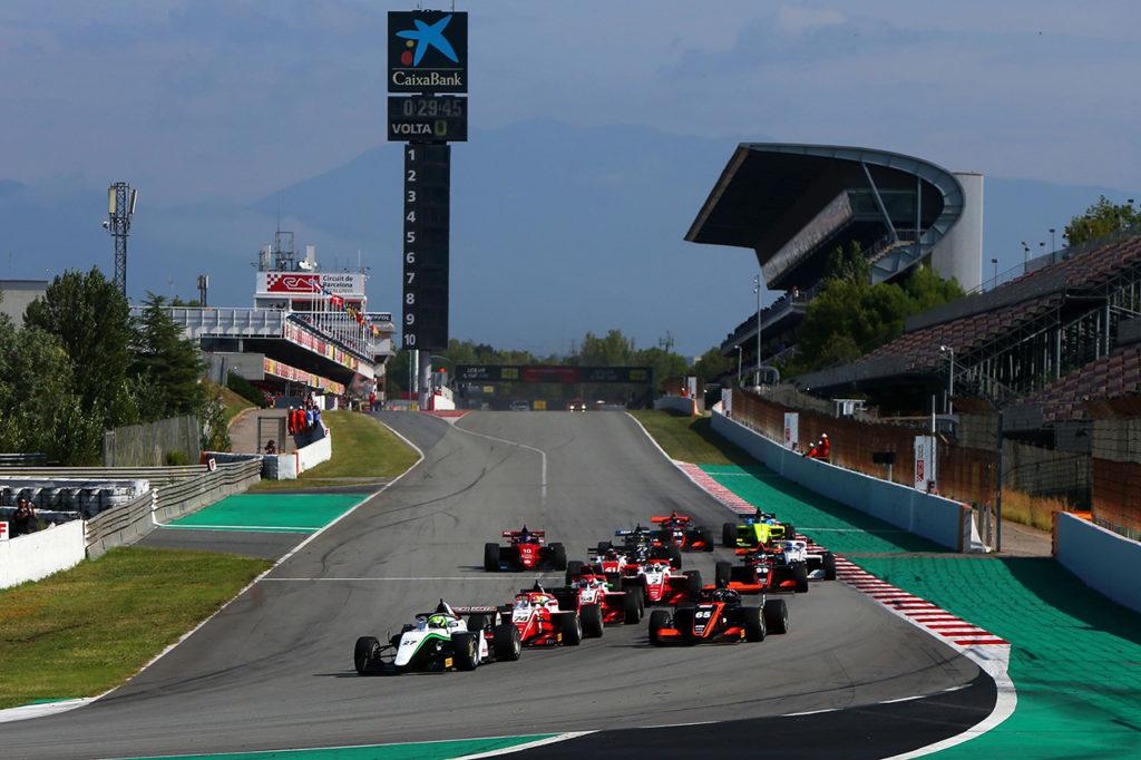 Formula Regional   Barcellona 2020: anteprima e orari del weekend