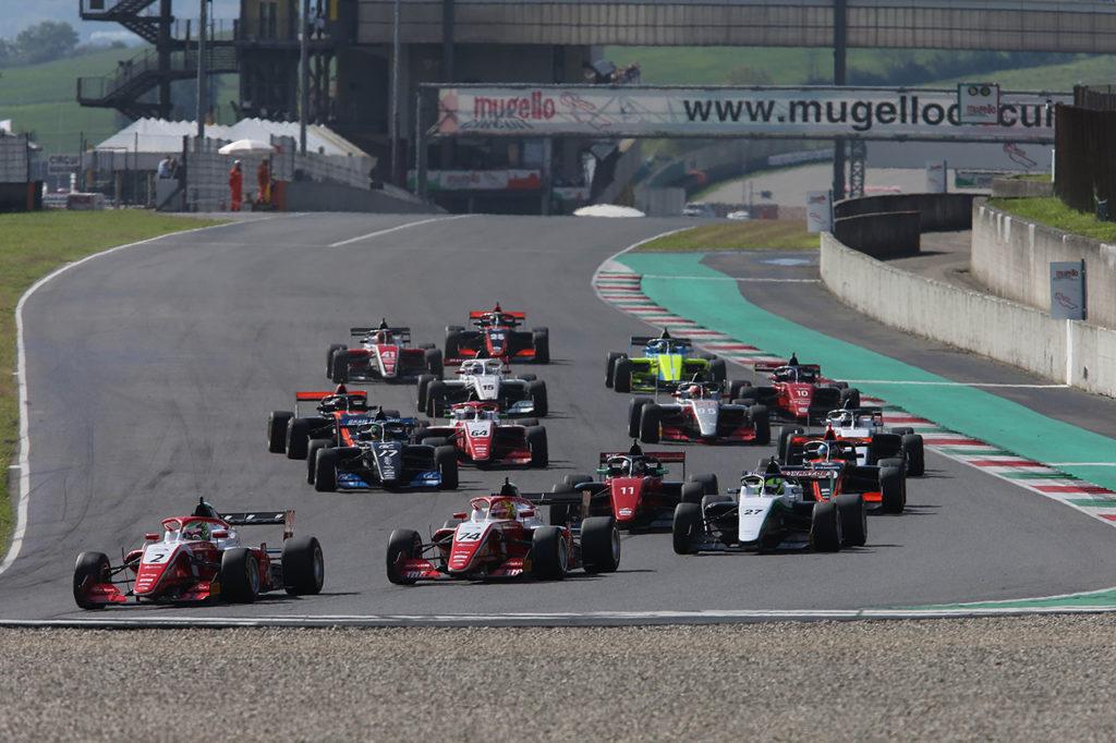 Formula Regional | Mugello 2020: anteprima e orari del weekend