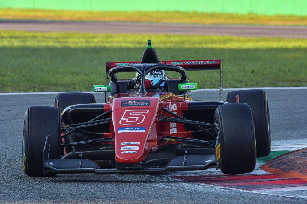 Formula Regional | Monza, Gara 1: Pasma sorprende, Petecof davanti a Leclerc