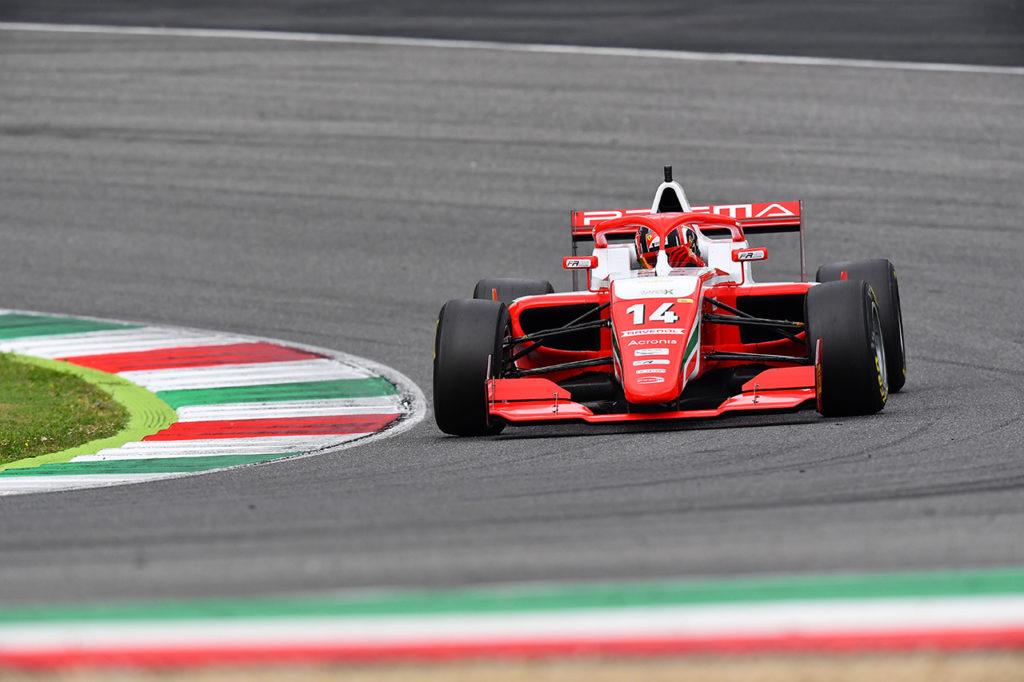 Formula Regional | Mugello, Gara 3: Leclerc centra la tripletta con Prema