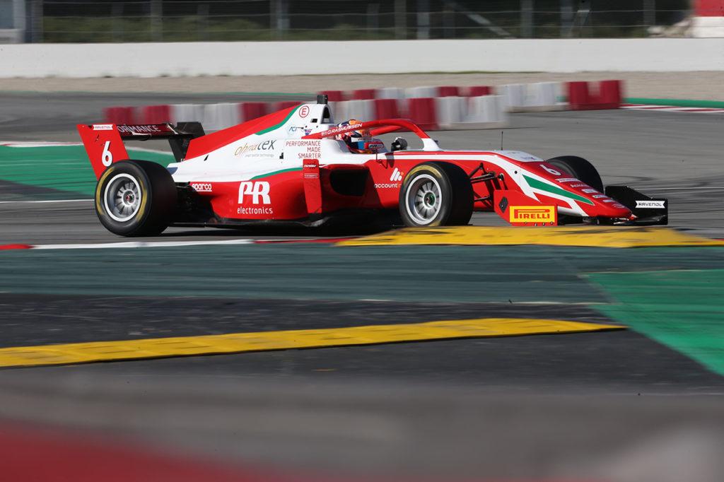 Formula Regional | Barcellona, Gara 2: Rasmussen centra una doppietta con Prema
